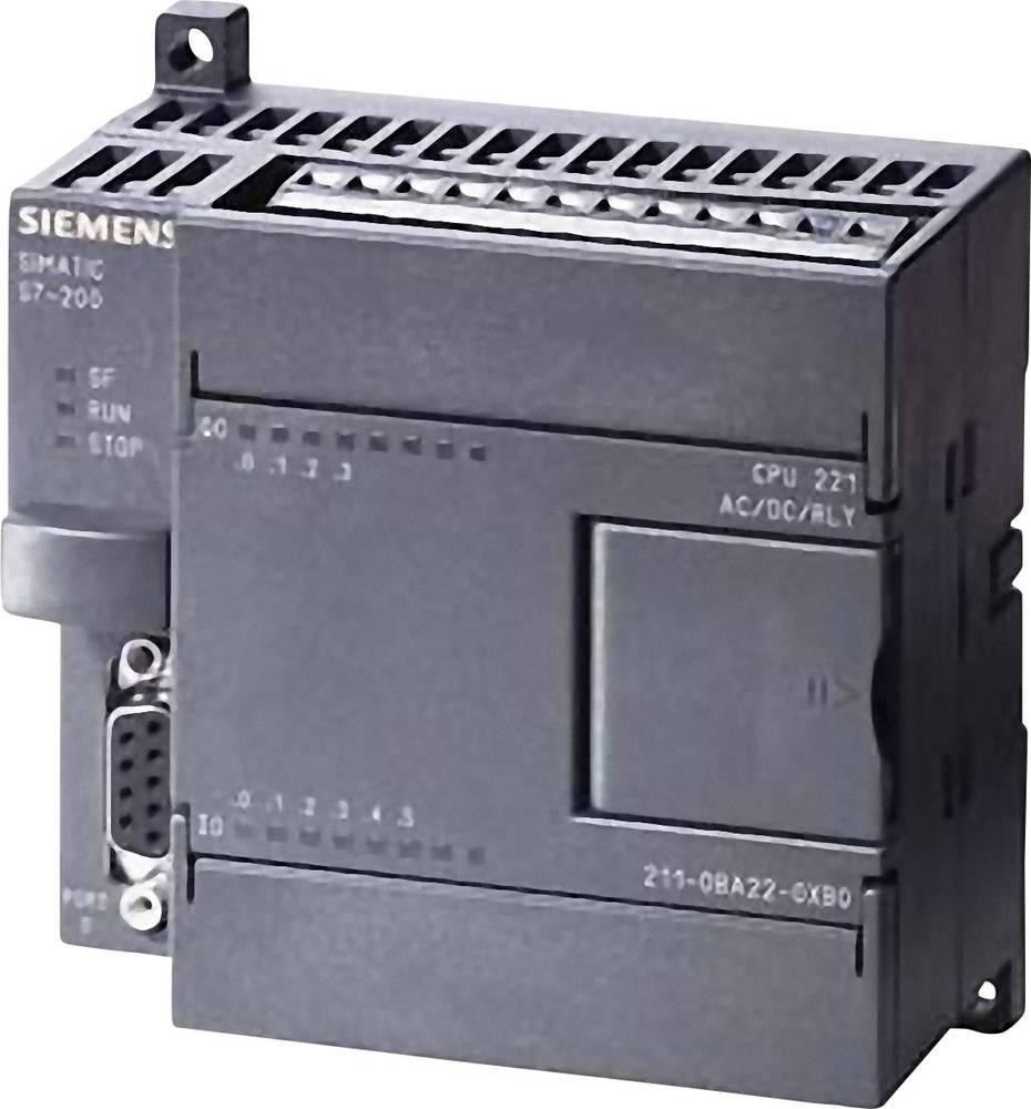 SPS krmilni modul Siemens CPU 221 DC/DC/DC 6ES7211-0AA23-0XB0 24 V/DC