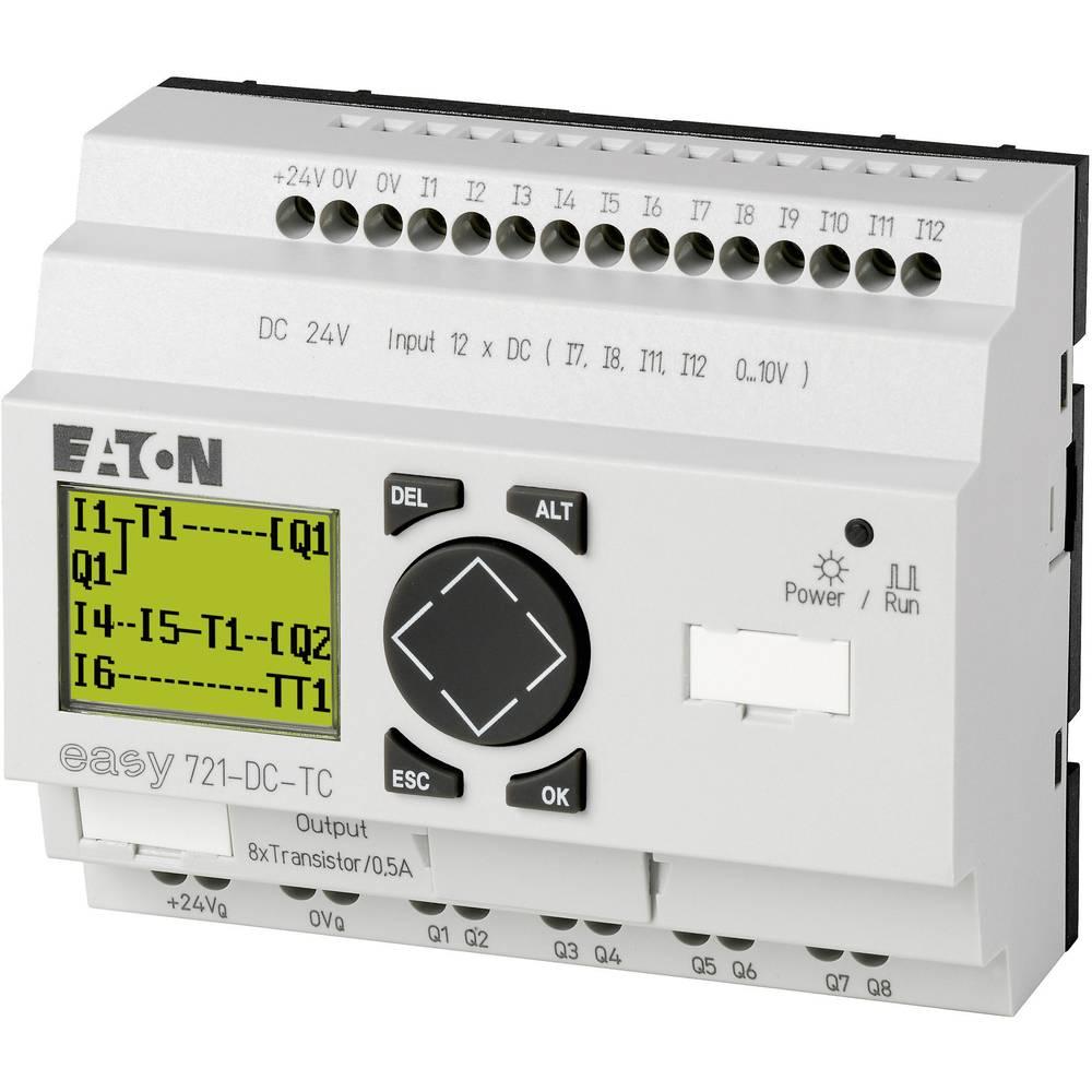 SPS-krmilni modul Eaton easy 721-DC-TC 274121 24 V/DC