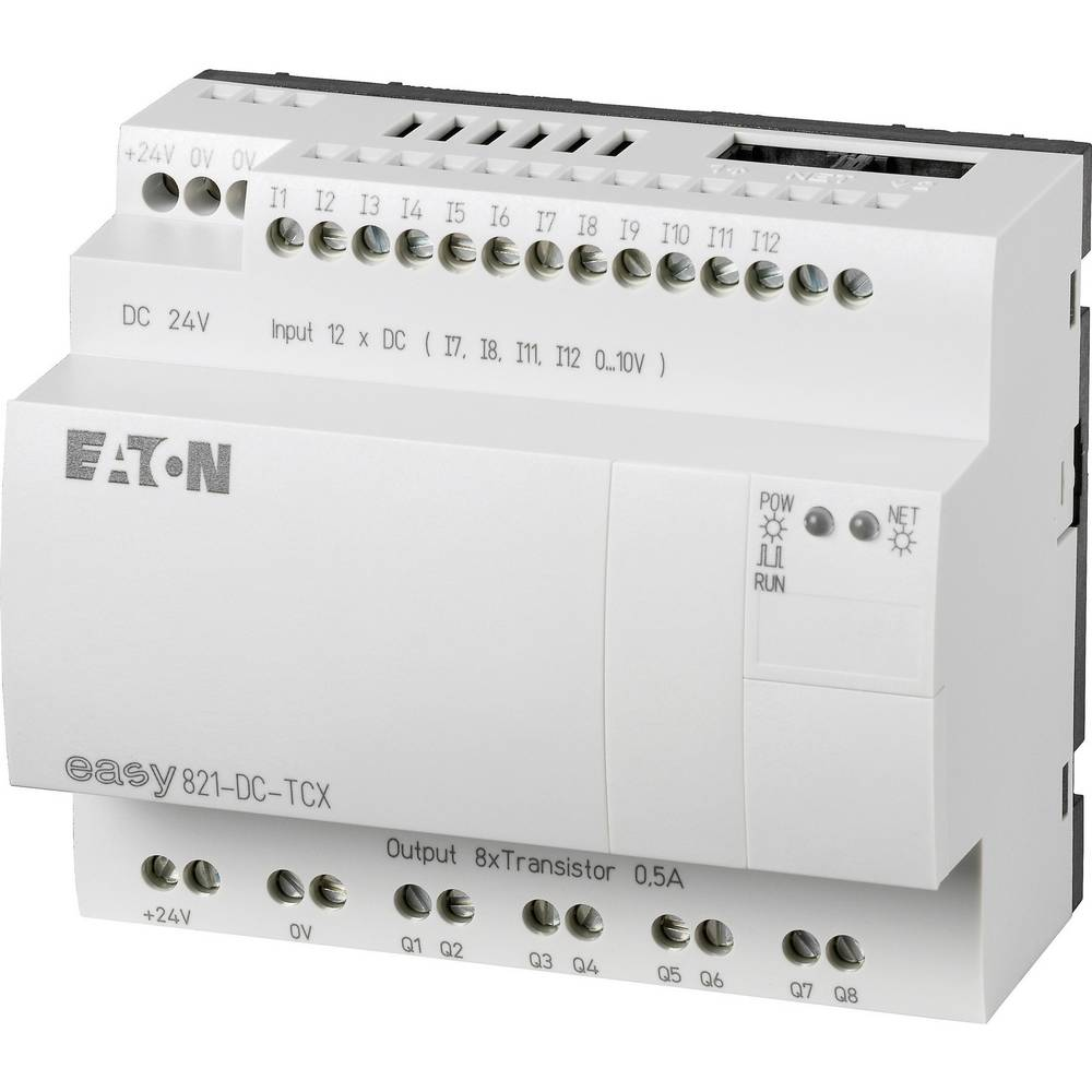 Eaton kontrolni relej easy 821-DC-TCX 24 V/DC 256274