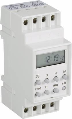 Digitalt kopplingsur med veckoprogram Conrad Components 230 V/AC 16 A/250 V
