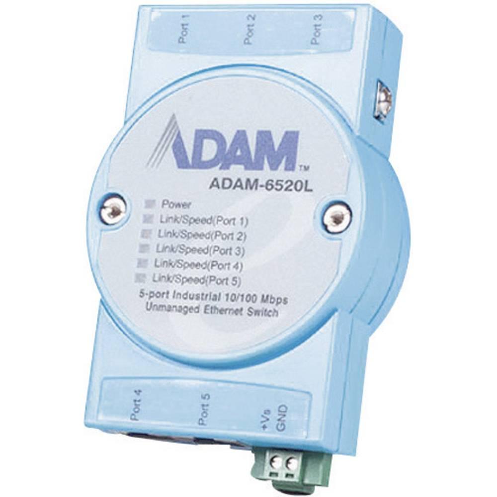 Industrijsko Unmanaged Ethernet stikalo ADAM-6520L-AE Advantech
