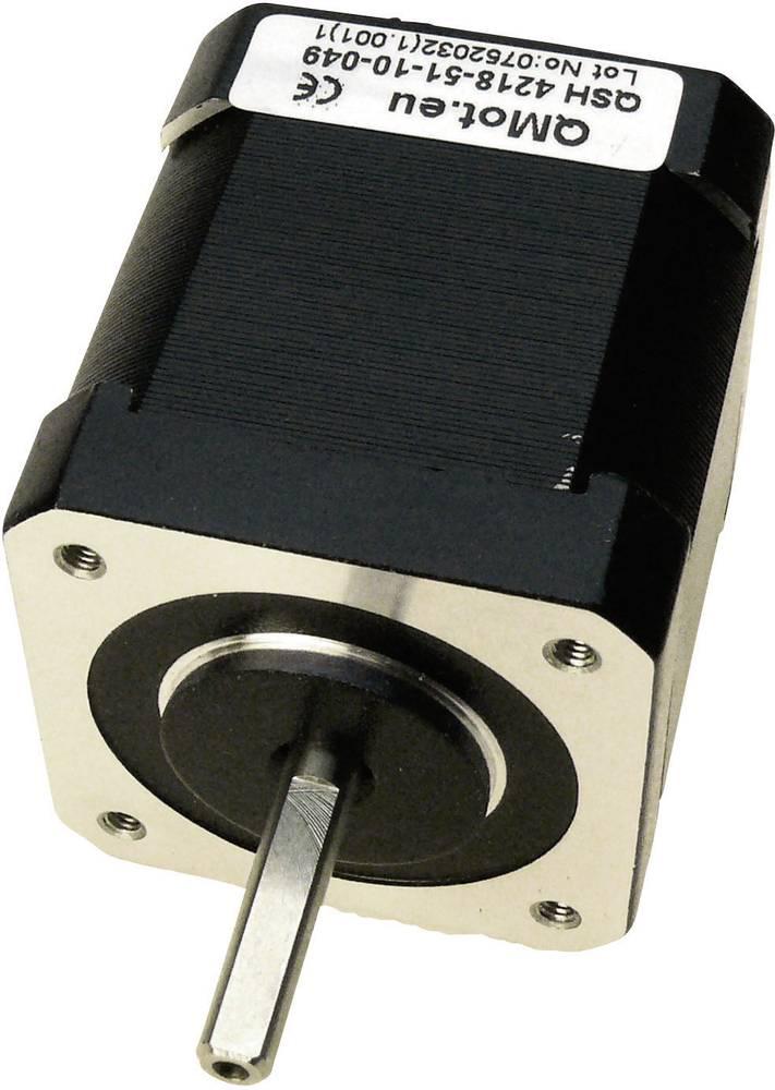 Trinamic QSH4218-51-10-0490-Koračno/Hibridni motor QMot 1,8° 40 V/DC, 0.49 Nm, (max.) 1 A