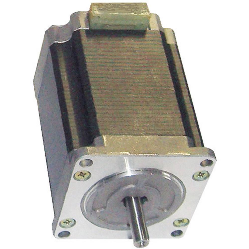 Emis E7126-0740-Koračni motor 12 V/DC, 1.65 Nm, (max.) 2.2A, premer gredi 6.35mm