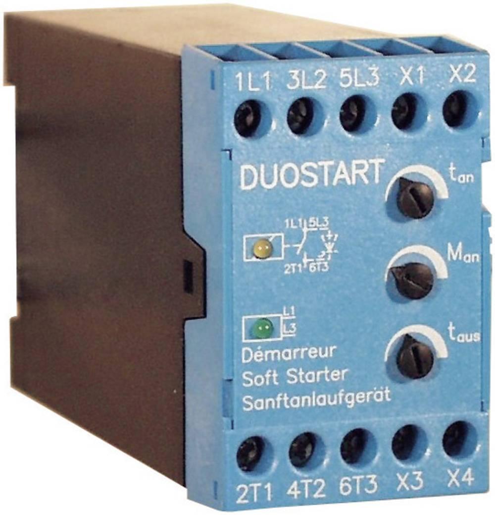Mekani zaganjač Peter Electronic Duostart 3, 400 V/AC, snagamotora: 3 kW, 6, 5 A