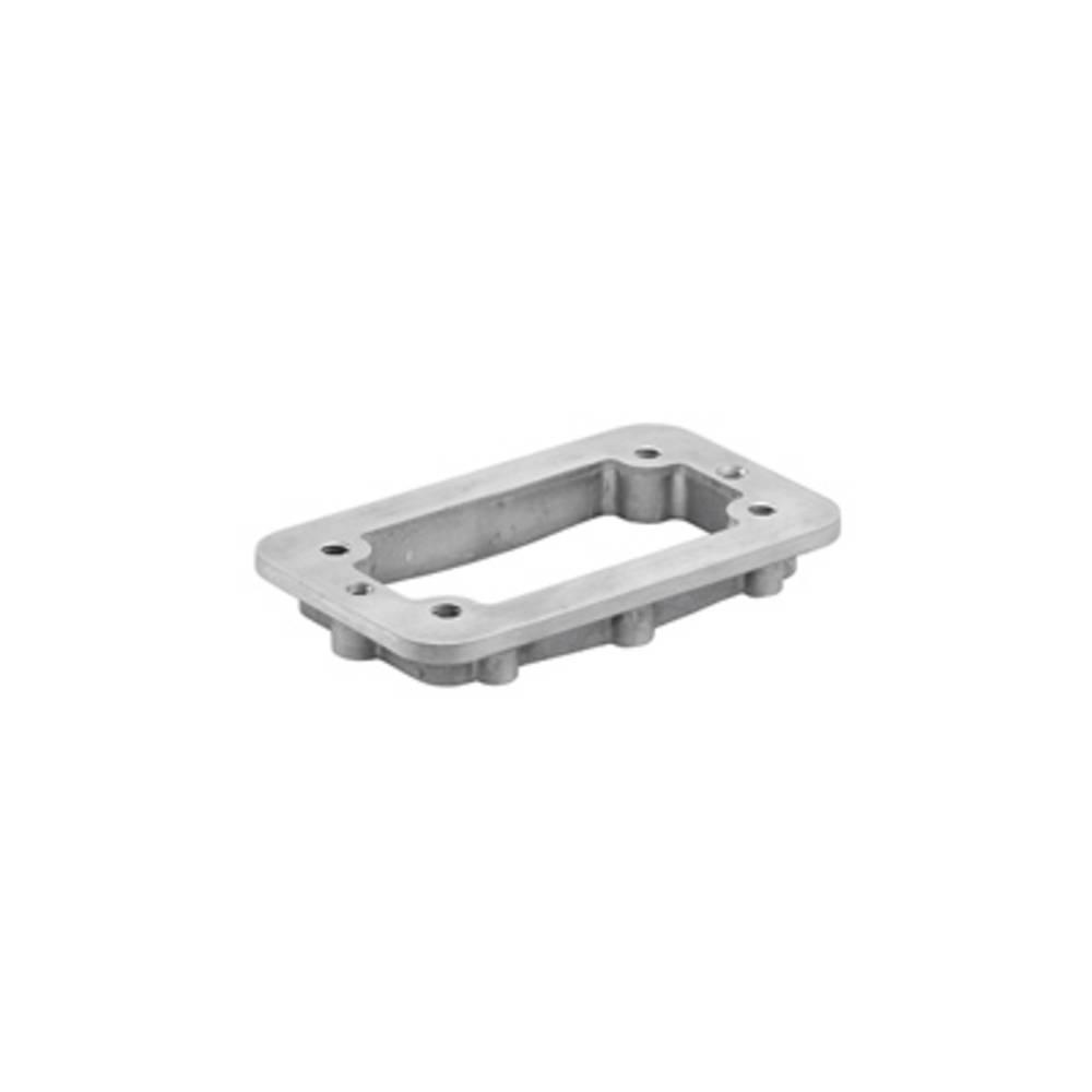 Ohišje vtičnega konektorja HDC IP65 06B FRAME M4 Weidmüller vsebuje: 1 kos