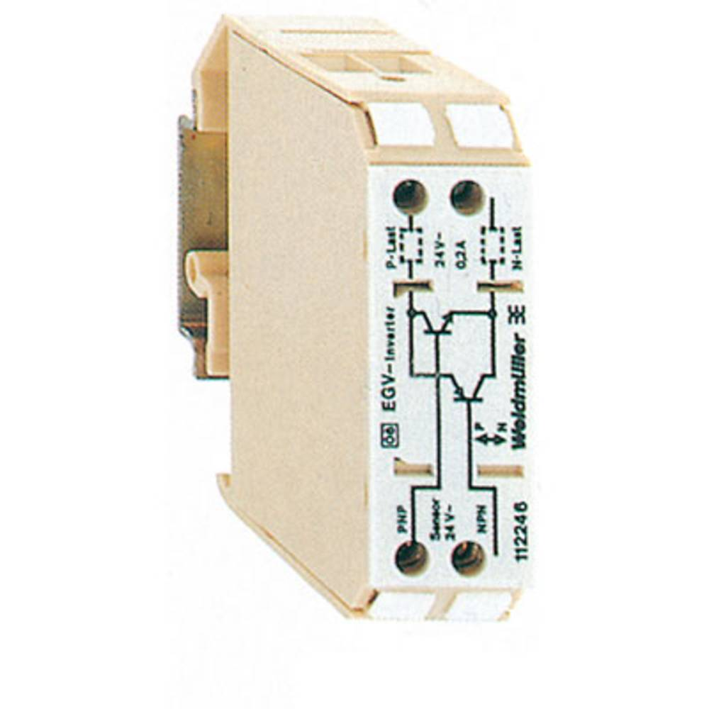 Stikalni ojačevalnik EGV EG3 NAMUR 24VDC 1A kataloška številka 1120360000 Weidmüller vsebuje: 10 kosov