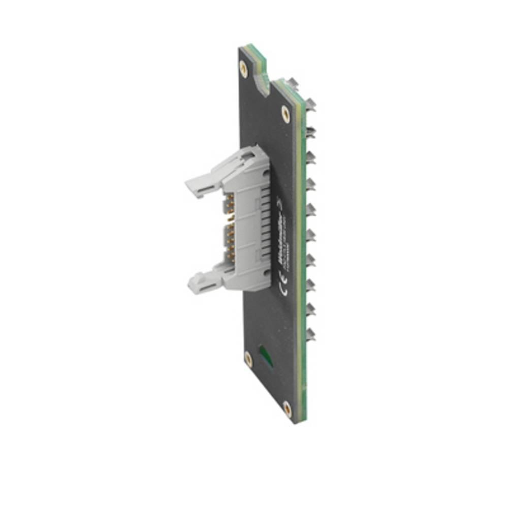 Prednji adapter za SPS FAD CTLX HE20 UNIV Weidmüller vsebina: 1 kos