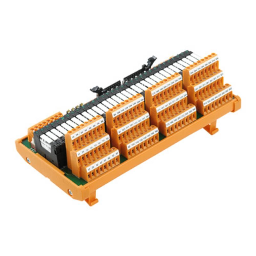 Tiskano vezje za rele 1 kos Weidmüller RSM-32 PLC C 1CO S 1 x preklopni 24 V/DC