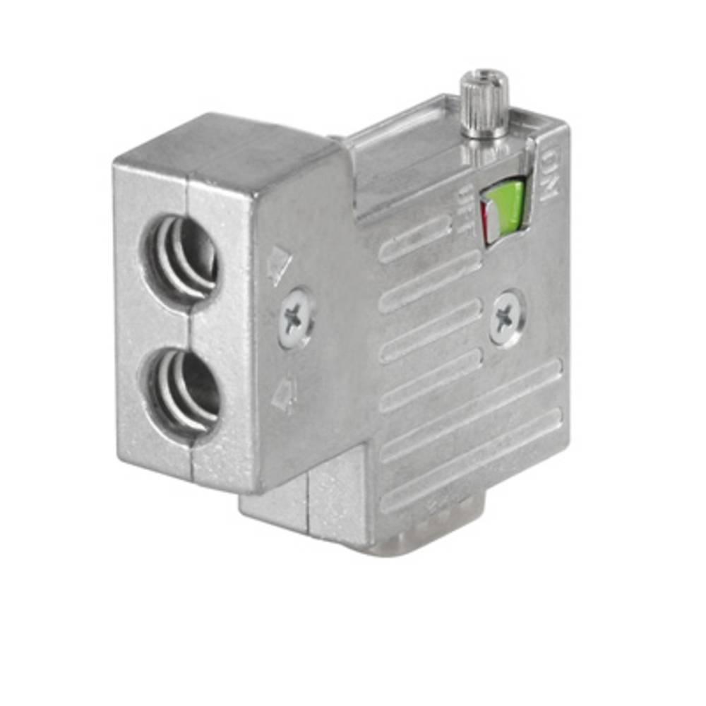 I/O-vtični konektor, PB-DP SUB-D ZF TERM Weidmüller vsebuje: 1 kos