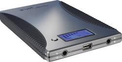 Powerbank Power Traveller Powergorilla LiPo 24000 mAh Sort