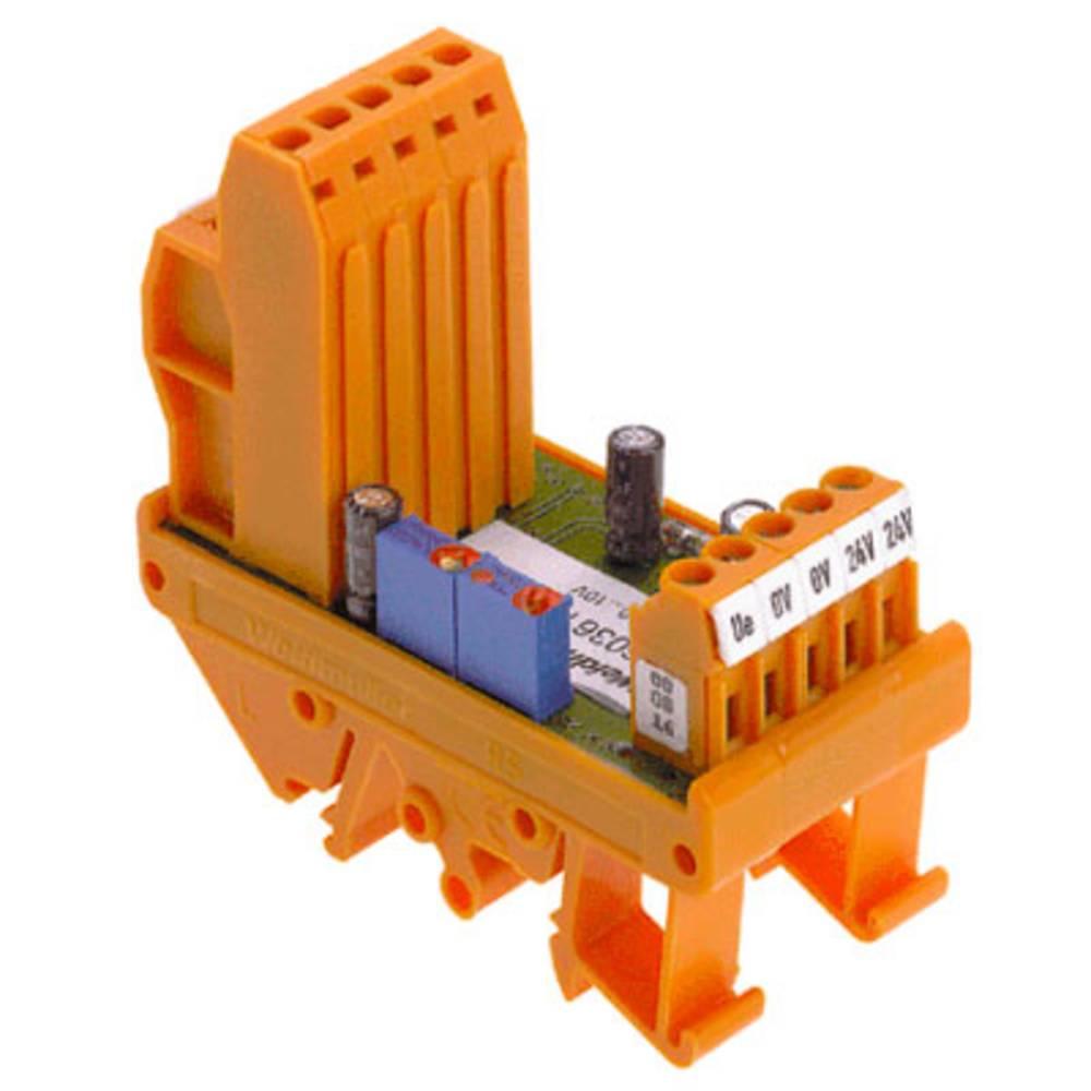 D/A-pretvornik RS D8-I 4...20MA kataloška številka 1169261001 Weidmüller vsebuje: 1 kos