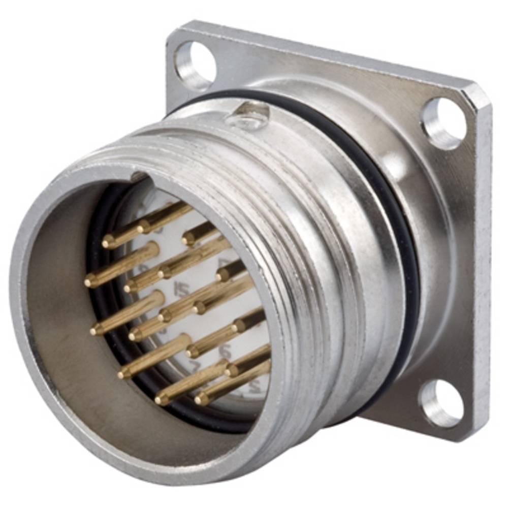 Vtični konektor za senzorje in aktuatorje,, vgradni vtič, prazno ohišje SAIE-M23-S-VW Weidmüller vsebuje: 1 kos