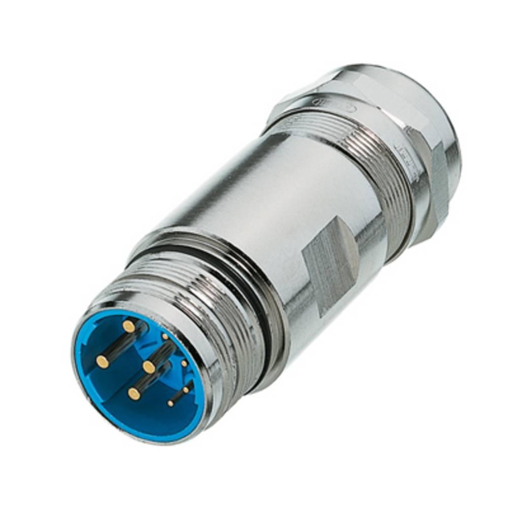 Sensor-, aktuator-stik, Weidmüller SAI-M23-KS-L-7/12 1 stk