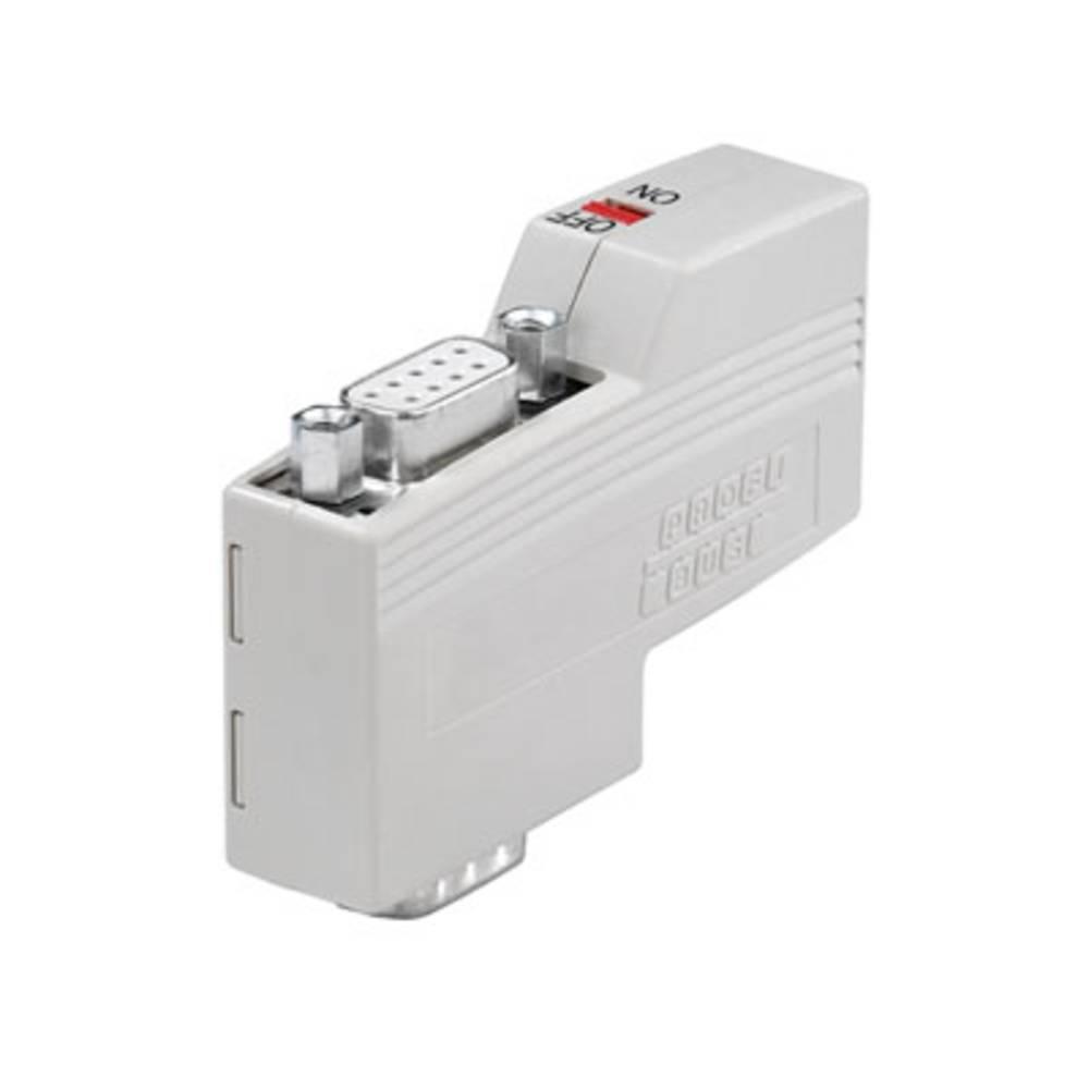 Vtični konektor za senzorje in aktuatorje, PB SUB-D ZF TERM PS Weidmüller vsebuje: 1 kos