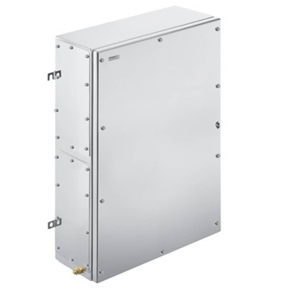 Installationskabinet Weidmüller KTB MH 765020 S4E4 200 x 508 x 762 Rustfrit stål 1 stk
