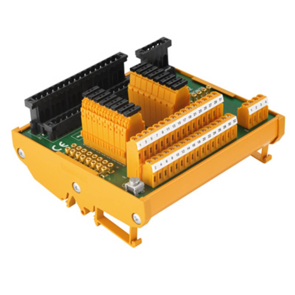 Prenosni modul FTA-C300-16AI-TEST-S Weidmüller vsebina: 1 kos