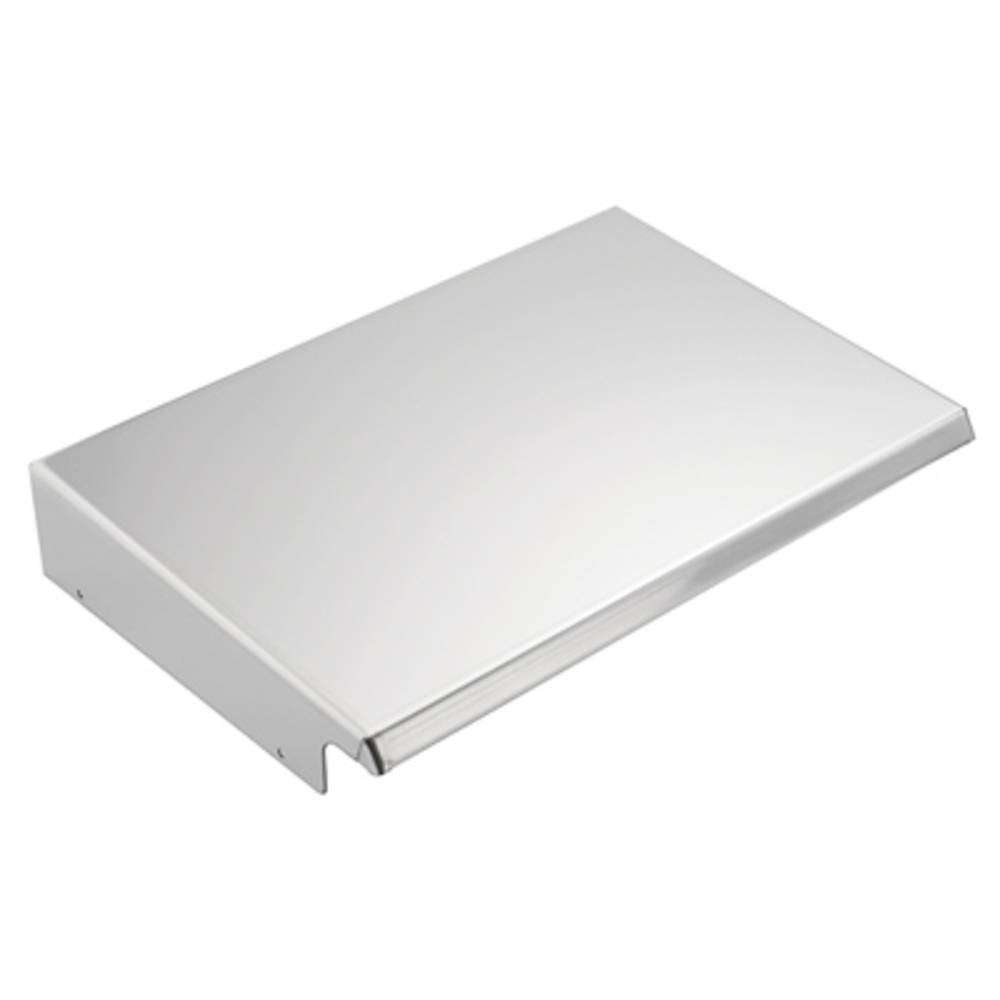 Regnhætte Weidmüller KTB RNHD 624515 R (L x B x H) 455 x 160.5 x 53.4 mm Rustfrit stål 1 stk