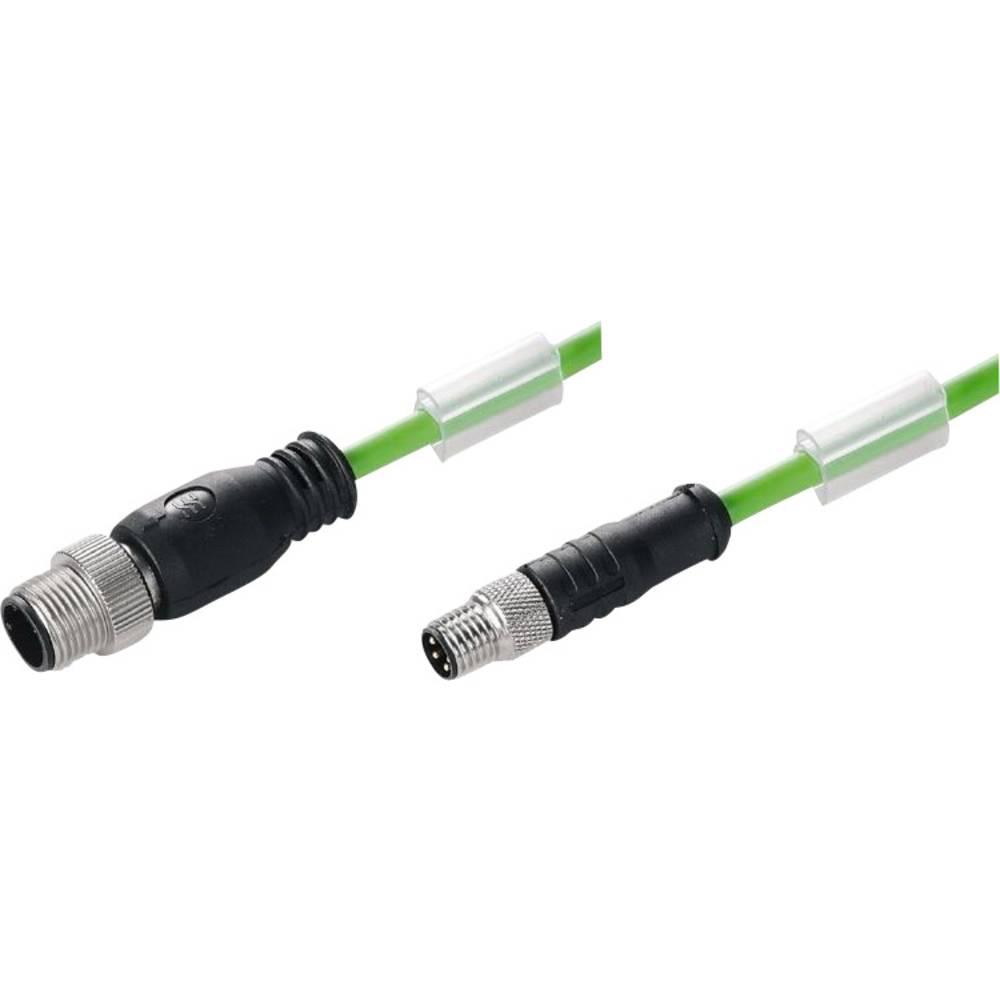 Senzorski/aktuatorskipriključni kabel SAIL-M12GM12SG-4S1.5UIE Weidmüller vsebuje: 1 kos