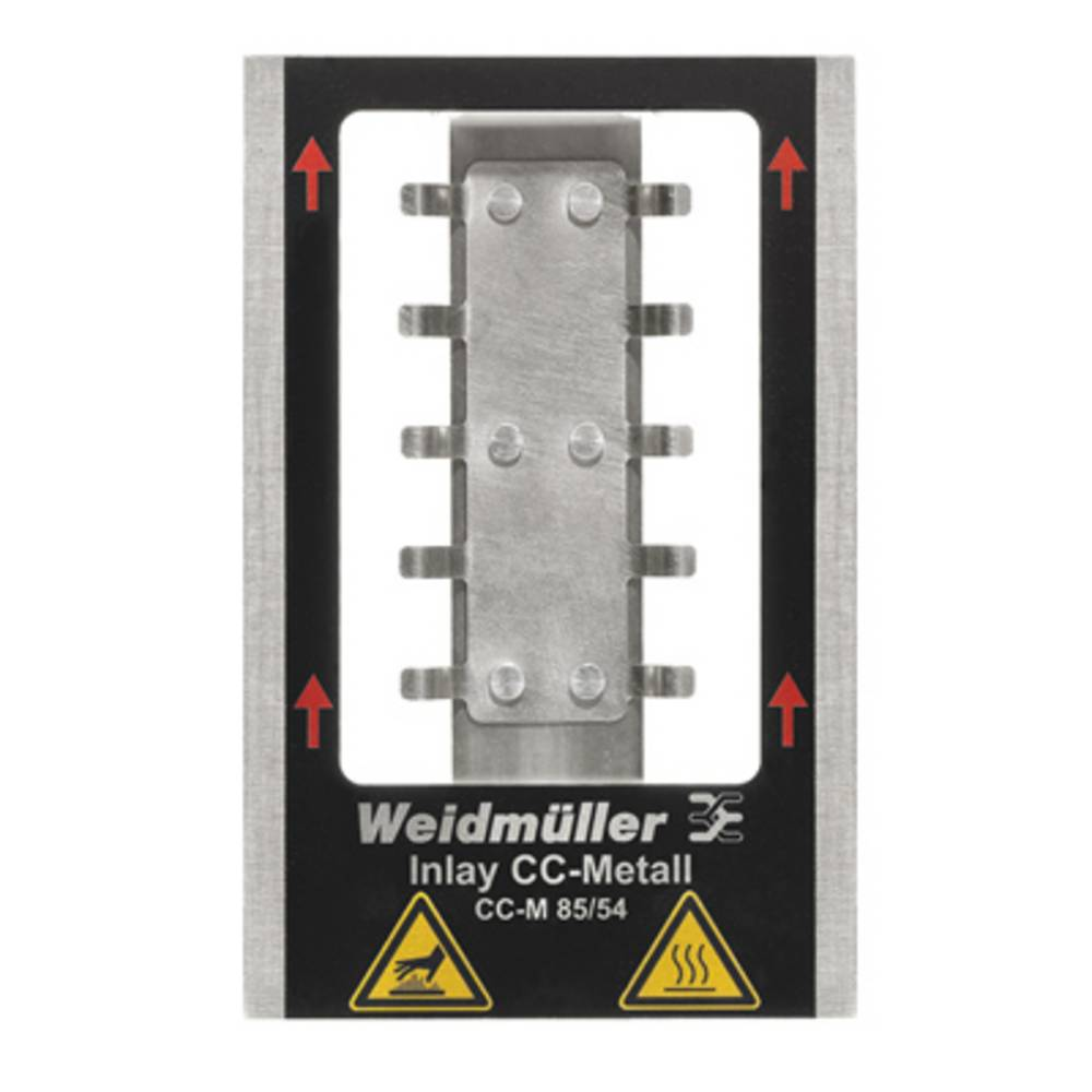 Inlay for PrintJet Pro INLAY CC-M 85/54 1341030000 Weidmüller 1 stk