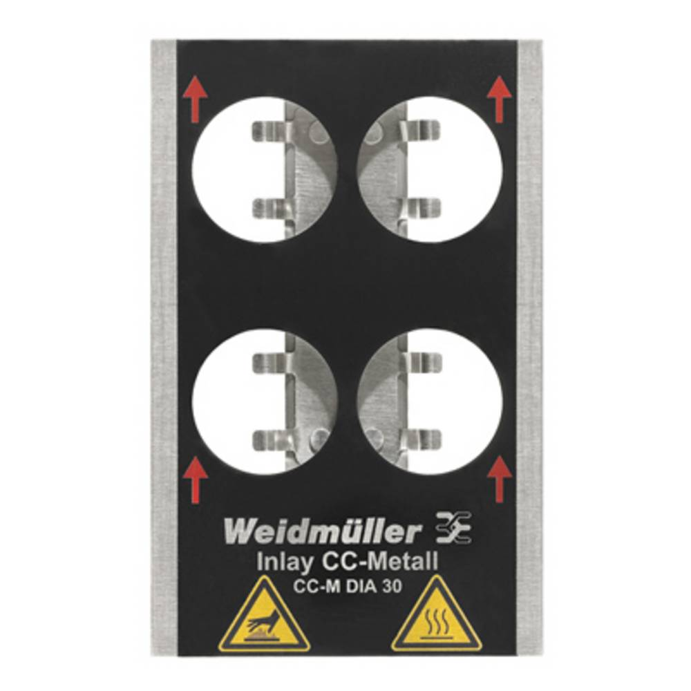 Inlay for PrintJet Pro INLAY CC-M DIA 30 1341100000 Weidmüller 1 stk