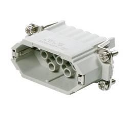 Stiftindsats Weidmüller RockStar® HDC HD 1650650000 15 Crimp 1 stk