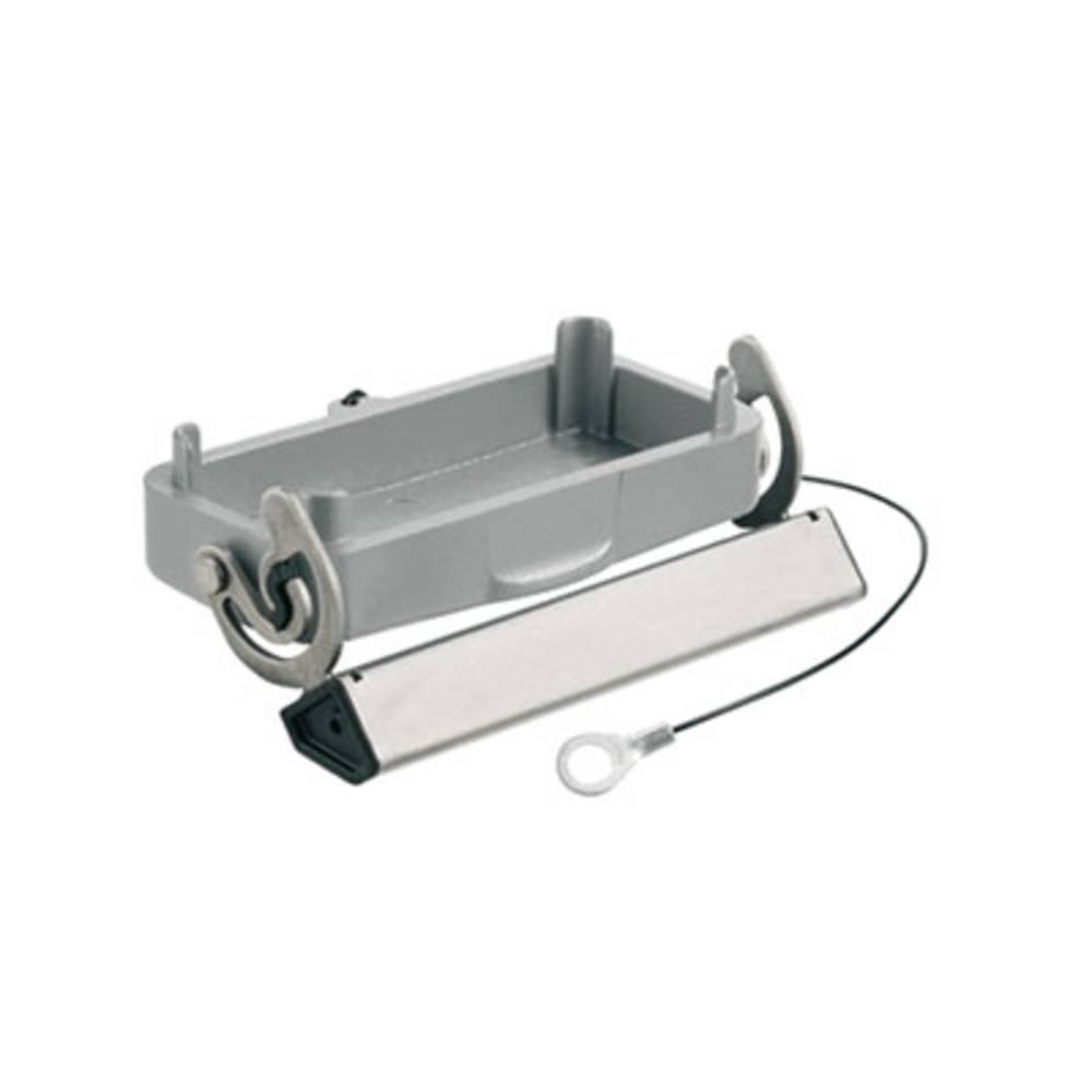 Ohišje vtičnega konektorja HDC 16A DODL 1LB Weidmüller vsebuje: 1 kos