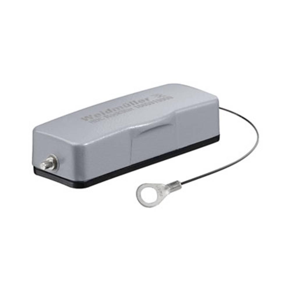 konnektorhuset Weidmüller HDC 16A DMDL 2BO 1 stk