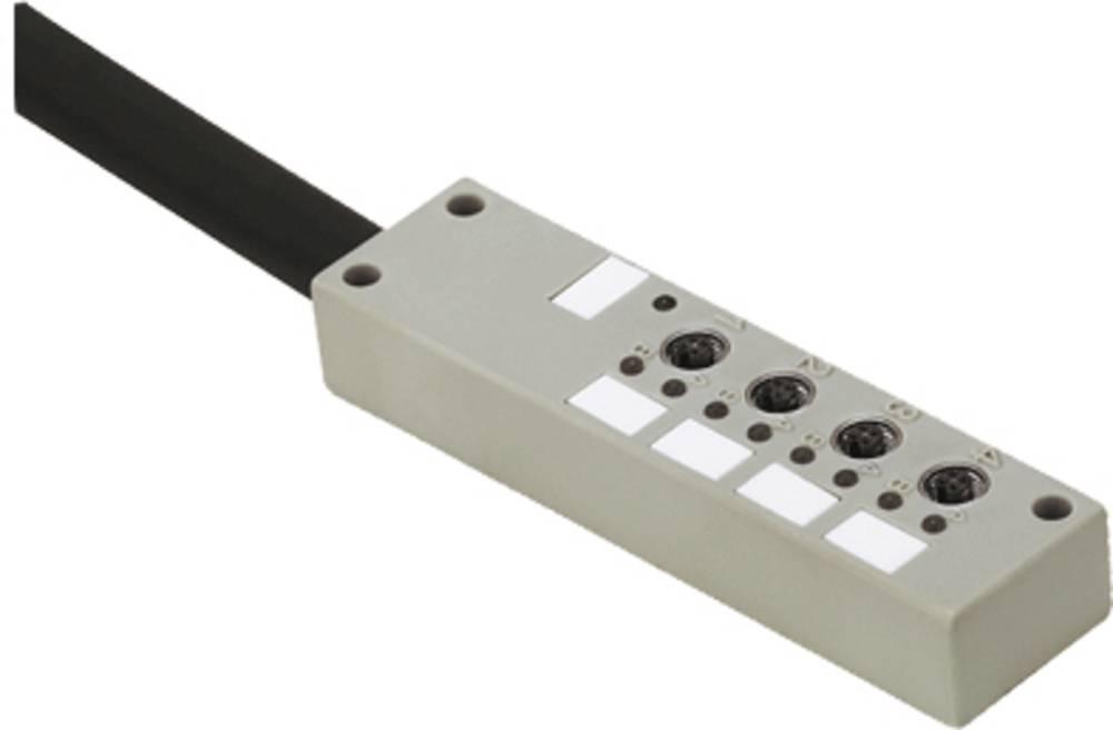 Sensor/aktorbox passiv M5-fordeler SAI-4-F 3P M5 L10M 1845820000 Weidmüller 1 stk