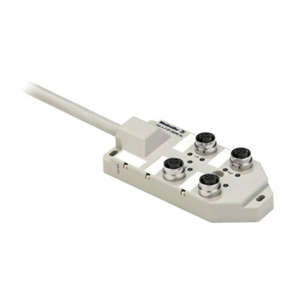Razdelilnik za pasivne senzorje in aktuatorje SAI-4-F 5P CNOMO 10M Weidmüller vsebuje: 1 kos