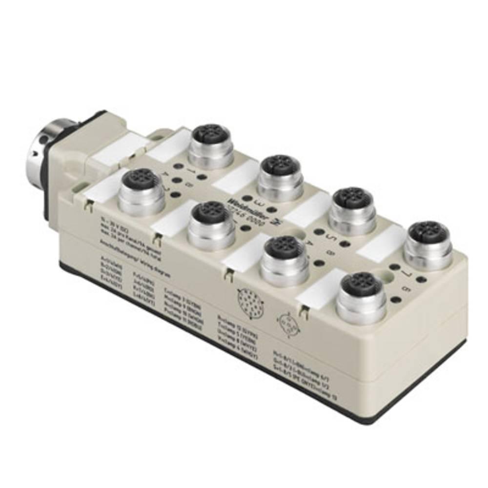 Razdelilnik za pasivne senzorje in aktuatorje SAI-8-SHB 5P F13 FC Weidmüller vsebuje: 1 kos