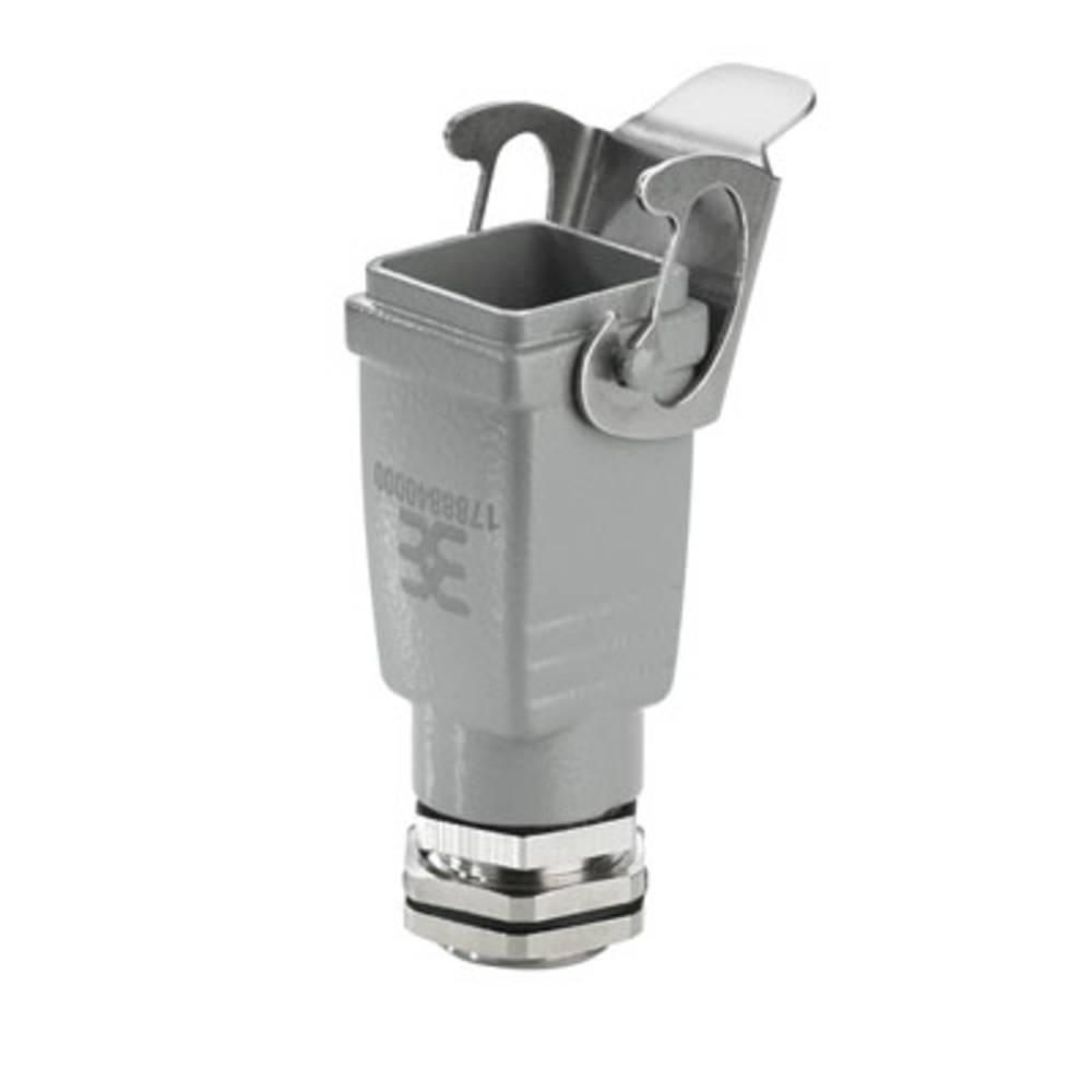 Ohišje z vijačno pritrditvijo HDC 04A ELU 1M20G Weidmüller 1900320000 1 kos