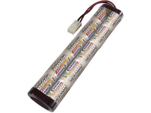 NiMH accupack 12 V 4200 mAh Aantal cellen: 10 Conrad energy Stick Tamiya-stekker