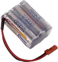 RC Batteripack (NiMh) 7.2 V 700 mAh Antal celler: 6 Conrad energy Block BEC