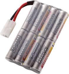 Modelbyggeri-batteripakke (NiMH) Conrad energy 9.6 V 2300 mAh Stick Tamiya-stik