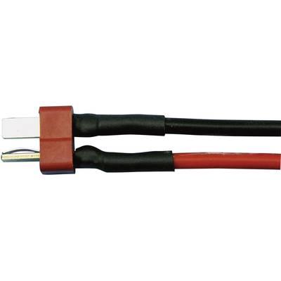Battery Lead [1x T plug - 1x Sony Xperia] 300 mm 4.0 mm² Modelcraft