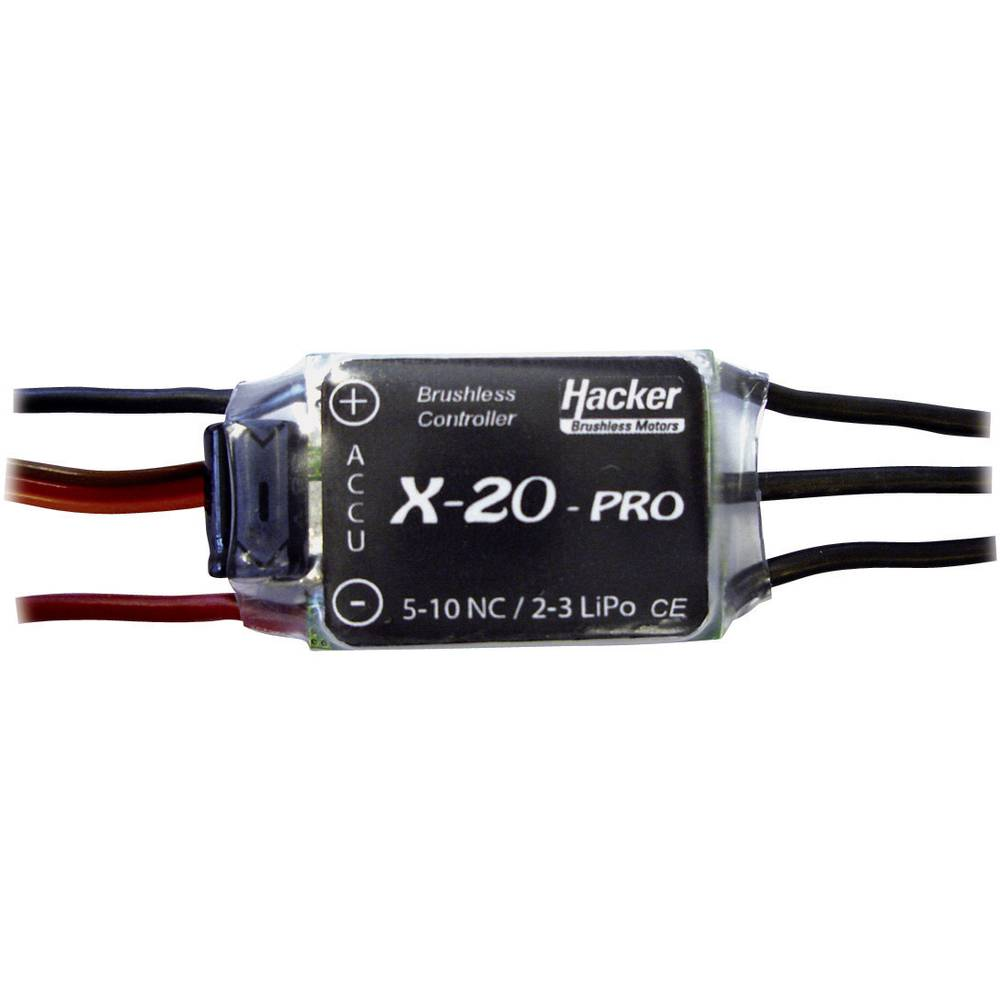 Model Aircraft Brushless Motor Controller Hacker X 20 Pro Bec From Circuit