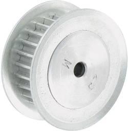 Aluminium Tandad remskiva Reely Borrdiameter: 3.2 mm Diameter: 13 mm Antal tänder: 12