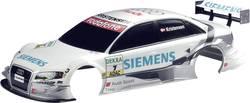 Kaross 1:10 Reely 7105002 Audi A4 DTM 06 Siemens Lackerad, klippt, dekorerad