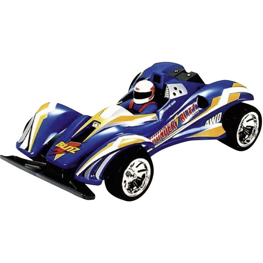 Tamiya 1:10 electric street model car Thunder Blitz 4WD Tub-frame ...