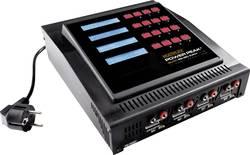 Power Peak (308196) 230 V Oplader Quad EQ-BID 230V til Bly, LiFePO , Li-Ion, LiPo, NiCd, NiMHbatterier, Ladestrøm (maks.):0.1 -