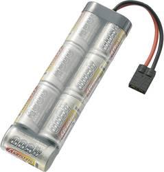 Modelbyggeri-batteripakke (NiMH) Conrad energy 8.4 V 4600 mAh Stick Traxxas-tilslutning
