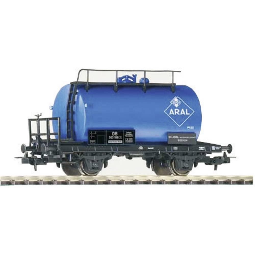 """Piko H0 57719 H0 2 axis Tank wagon """"Aral/ """"Aral"""" of DB"""