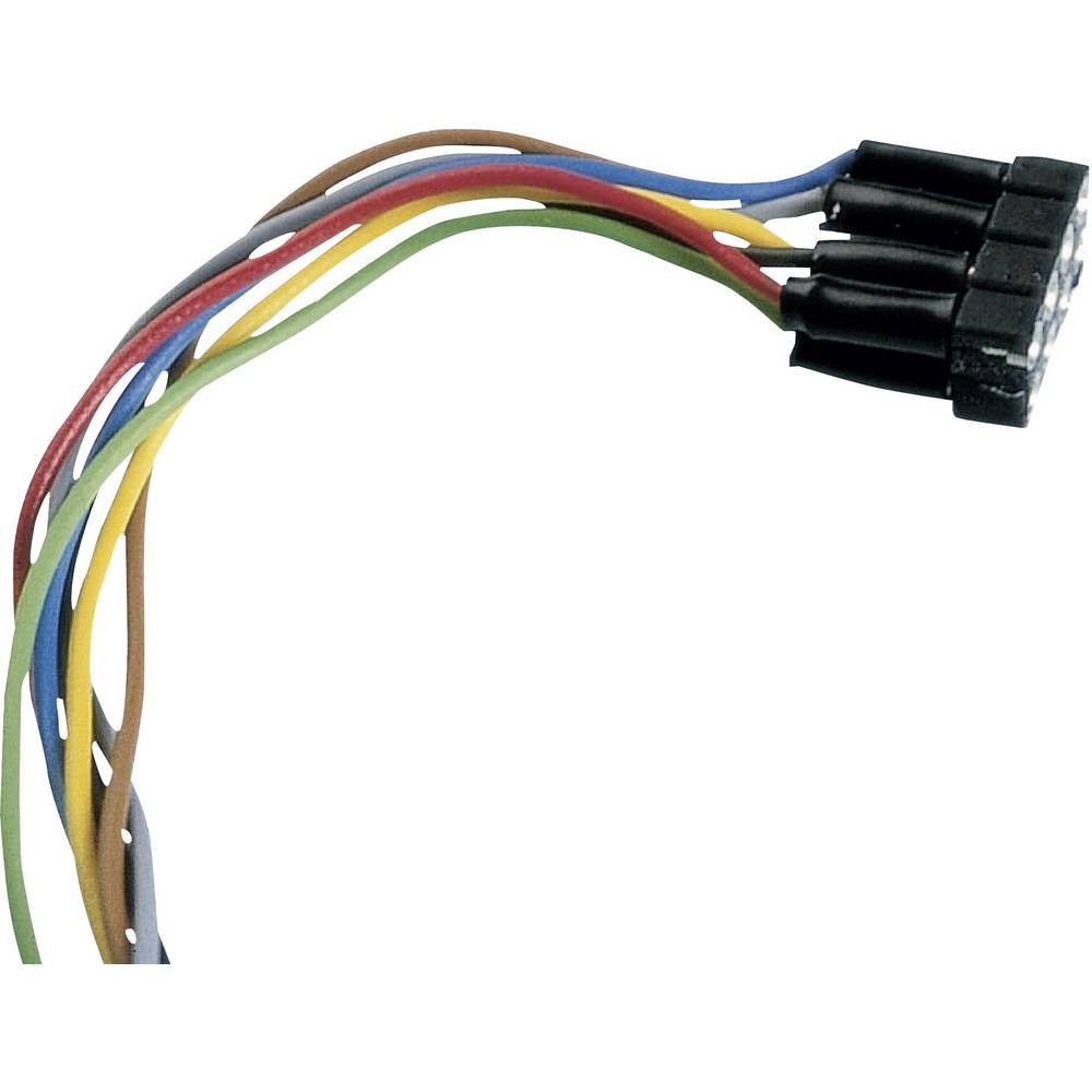 Uhlenbrock 71621 Interface Receptacle From Wiring 2 Gang Recepitacle Youtube