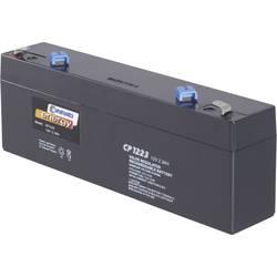 Blybatteri Conrad energy 250177 12 V 2.3 Ah Blyfleece