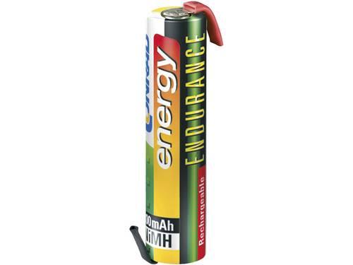 AAA (potlood) Speciale oplaadbare batterij 1.2 V NiMH 800 mAh Conrad energy Endurance ZLF 1 stuks