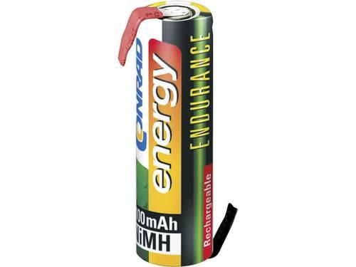 Conrad energy Endurance ZLF Speciale oplaadbare batterij AA (penlite) Z-soldeerlip NiMH 1.2 V 2000 mAh