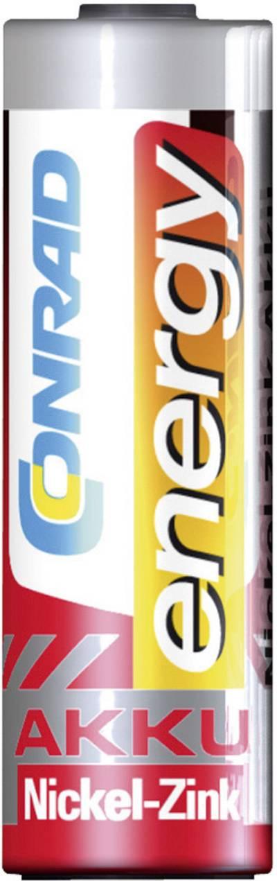 Conrad energy HR06 AA battery (rechargeable) NiZn 1500 mAh 1.6 V 4 pc(s)