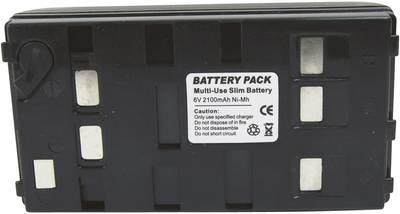 Image of Camera battery Conrad energy replaces original battery BN-V12U 6 V