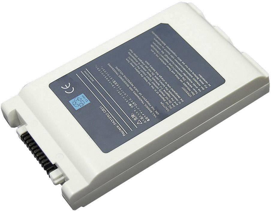 Toshiba Laptop battery replaces original battery PA3084U
