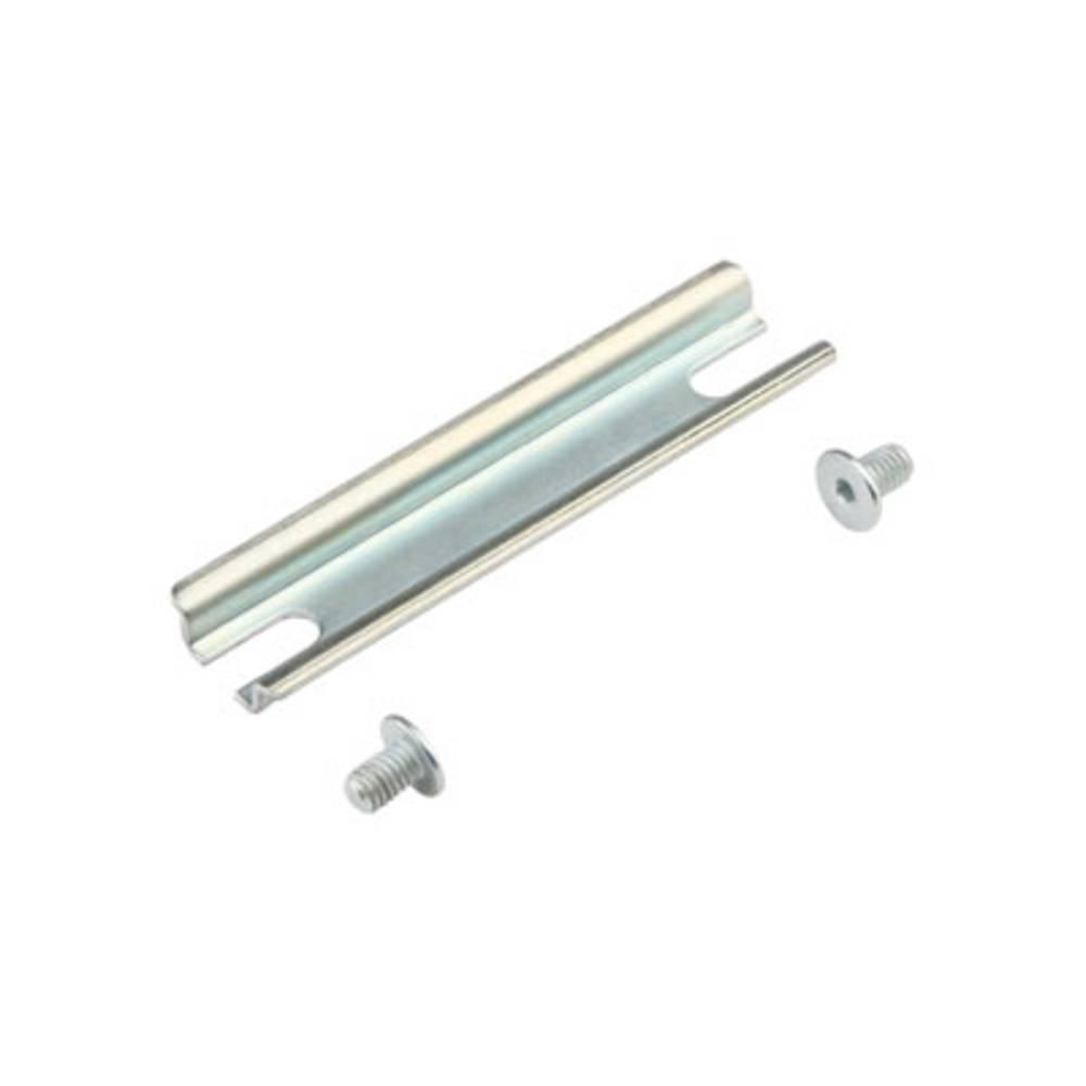 DIN-skinne Weidmüller TS15 64 KLIPPON K11 Ikke perforeret Stålplade 64 mm 1 stk